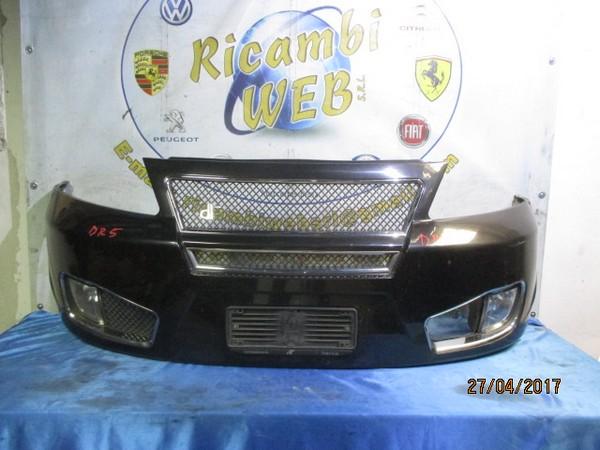 dr5 paraurti anteriore nero