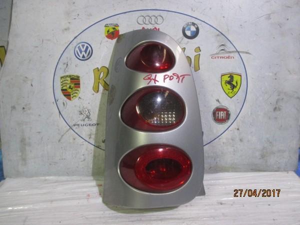 smart fortwo 2003 fanale posteriore sx