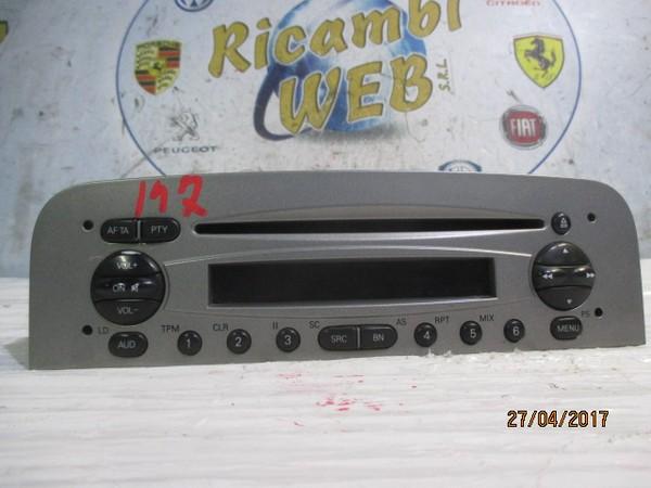 alfa romeo 147 2°serie autoradio con cd