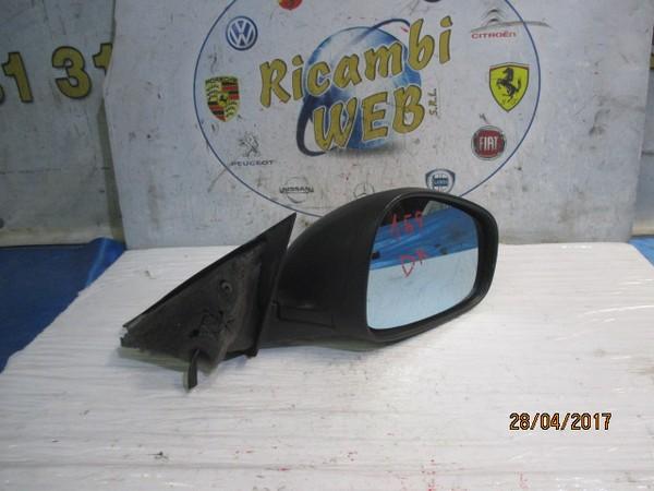 alfa romeo 159 specchietto elettrico dx nero