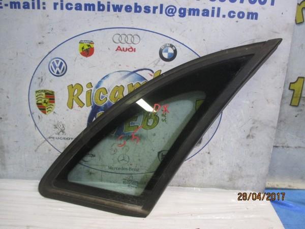 citroen c5 2006 berlina vetro fisso posteriore dx