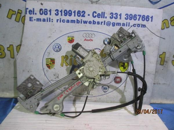 peugeot 206 cabrio cremagliera dx
