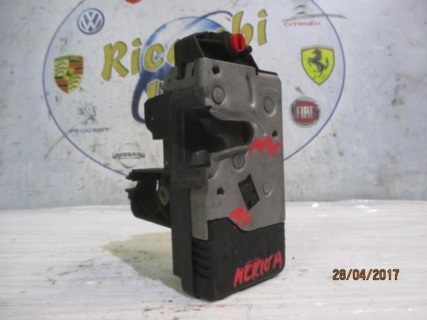 opel meriva 2006 serratura posteriore sx