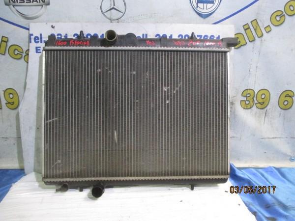 peugeot 206 1.6 benzina radiatore acqua