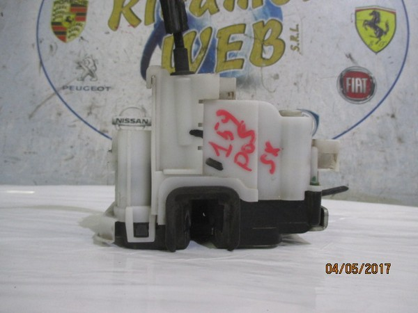 alfa romeo 159 serratura posteriore sx