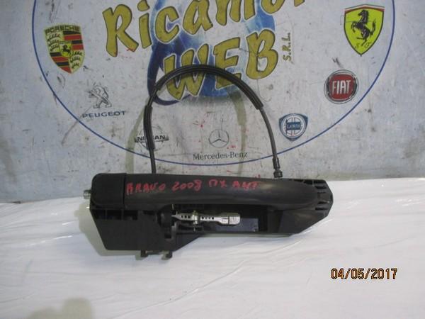 fiat bravo 2008 maniglia esterna anteriore dx nera