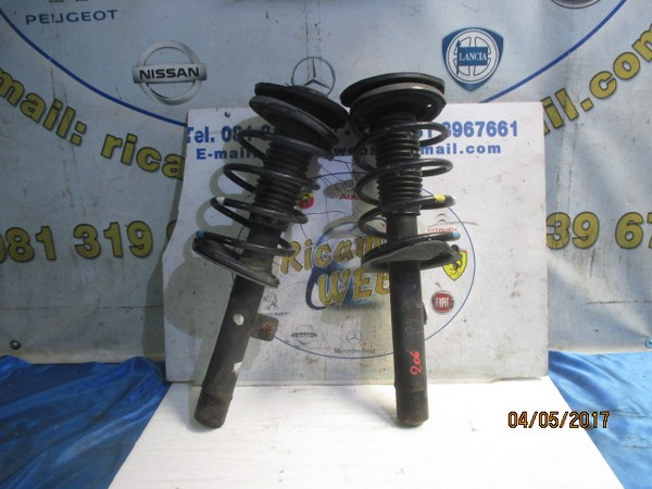 peugeot 206 ammortizzatori anteriore dx e sx