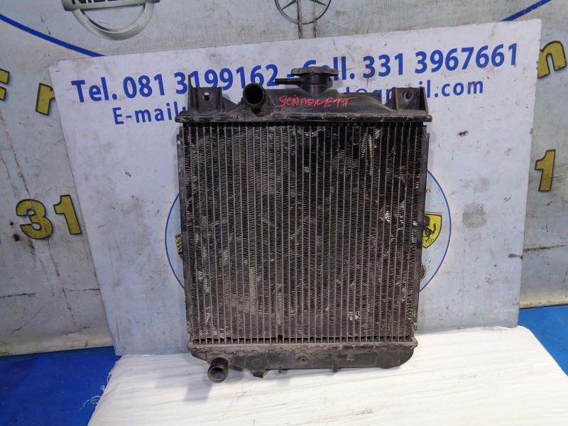 chatenet barooder radiatore acqua