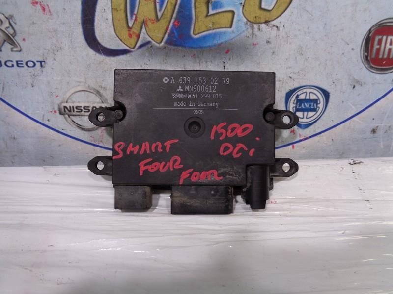 smart forfour 1.5 dci '05 centralina preriscaldamrnto a6391530279