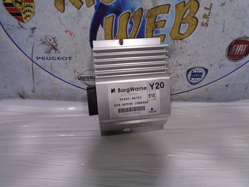kia sorento 4x4 2.5 tdi centralina controllo trazione 95440 4a720