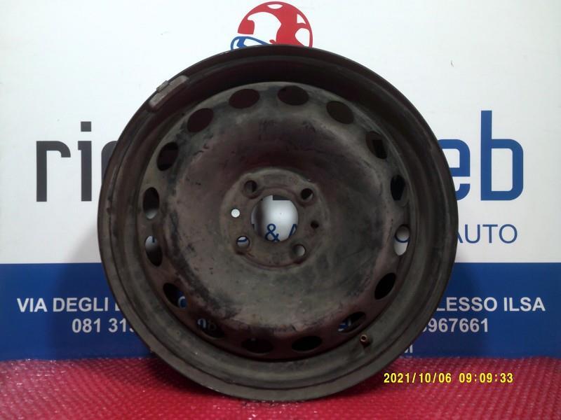 fiat grande punto cerchio in ferro da 15 5yjx15h2 et32