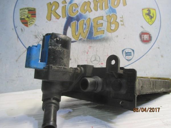 peugeot 307 2.0 hdi radiatore filtro aria con motorino acqua