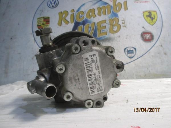 alfa romeo 159 2.4 jtdm  pompa idroguida codice 00505017300