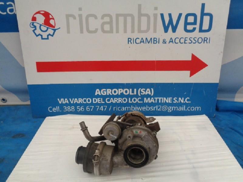 mercedes w169 \ w245 1.8 cdi turbina '' a6400901780q3 ''