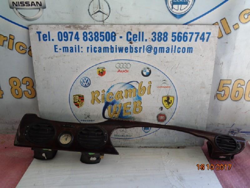 rover 75 plastiche cruscotto completo di bocchette aria