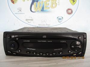 blaupunkt autoradio con cd davos rdm 169
