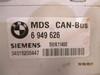 BMW X6 CENTRALINA APERTURA TETTO CODICE 6949626