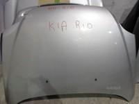 KIA CARROZZERIA  KIA RIO COFANO GRIGIO ARGENTO