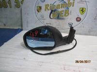 ALFA ROMEO CARROZZERIA  ALFA ROMEO 159 SPECCHIETTO SX ELETTRICO NERO 6 FILI