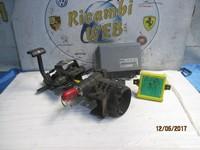 ALFA ROMEO ELETTRONICA  ALFA ROMEO 145 1.4 16V KIT CHIAVI BOSCH 0261204481