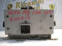ALFA ROMEO ELETTRONICA  ALFA ROMEO 159 1.9 JTD BODY COOMPUTER CODICE: 50510083