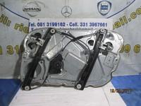 ALFA ROMEO CARROZZERIA  ALFA ROMEO 159 CREMAGLIERA A PANNELLO ANTERIORE SX COMPLETA DI MOTOR.*