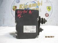 AUDI ELETTRONICA  AUDI A5 ABS BOSCH CODICE: 0265236316