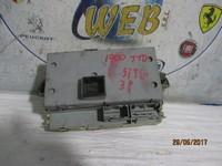 FIAT ELETTRONICA  FIAT STILO 1.9 JTD BODY COMPUTER  46797609