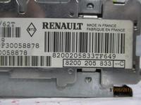 RENAULT ELETTRONICA  RENAULT LAGUNA 2005 AMPLIFICATORE RADIO CODICE: 8200205833