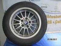 BMW ACCESSORI  BMW 530 2001 CERCHI DA 16 POLLICI 7 GOMME DA 225/55/R16 AL 50%