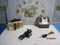 ALFA ROMEO ELETTRONICA  ALFA ROMEO 147 1.9 JTD 120CV KIT CHIAVI BOSCH 0281012882