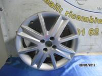 RENAULT ACCESSORI  RENAULT SCENIC 2005 CERCHI DA 17 POLLICI 6.5