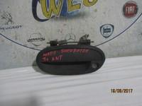 CHEVROLET CARROZZERIA  CHEVROLET MATIZ 2007 MANIGLIA ESTERNA ANTERIORE SX NERA