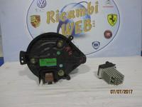 AUDI TERMICO CLIMA  AUDI A4 2003 VENTOLA STUFA CON RESISTENZA CODICE: 8E1.820.021A