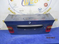 BMW CARROZZERIA  BMW 320 BAULE POSTERIORE CELESTE SCURO