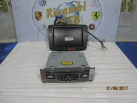 PEUGEOT ELETTRONICA  PEUGEOT 308 NAVIGATORE COMPLETO CON AUTORADIO CON CD E NAVIGATORE