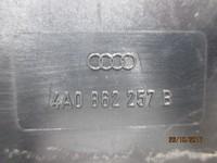 AUDI ELETTRONICA  AUDI 80 - 100 POMPA CHIUSURA CENTRALIZZATA COD. 4A0862 257 B