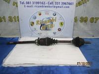 ALFA ROMEO MECCANICA  ALFA ROMEO 147 1.9 JTD SEMIASSE DX COMPLETO
