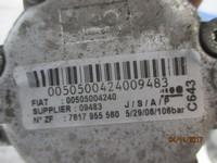 ALFA ROMEO MECCANICA  ALFA ROMEO 159 1.9 150CV POMPA IDROGUIDA COD. 7617955580