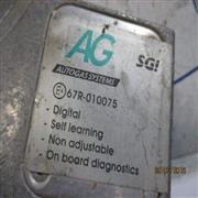 ELETTRONICA  CENTRALINA GAS SGI 67R-010075