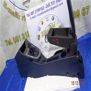 ALFA ROMEO CARROZZERIA  ALFA ROMEO 147 TUNNEL CENTRALE BLU CON BRACCIOLO