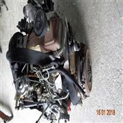 AUDI MECCANICA  AUDI 80 1.6 TD MOTORE 8A