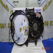 AUDI TERMICO CLIMA  AUDI A4 1.9 2003 VENTOLA A/C CON RESISTENZA E CONVOGLIATORE
