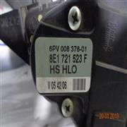 AUDI MECCANICA  AUDI A4 2003 1.9 TDI 130CV PEDALE ACCELERATORE 8E1721523F