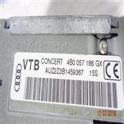 AUDI ELETTRONICA  AUDI A6 2.0 ^05 AUTORADIO CD 4B0 057 186 GX