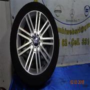 FORD ACCESSORI  FORD C-MAX-MONDEO-S-MAX '08 GOMME 205/50/17 CON CERCHI DA 17 POL 6.5*