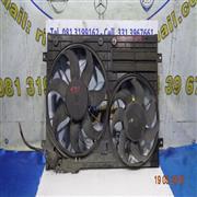 AUDI TERMICO CLIMA  AUDI A3 '07 TDI CONVOGLIATORE CON VENTOLE RADIATORE
