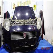 FIAT CARROZZERIA  FIAT GRANDE PUNTO .08 LAMIERATO COMPLETO DI CALANDRA E RADIATORI *