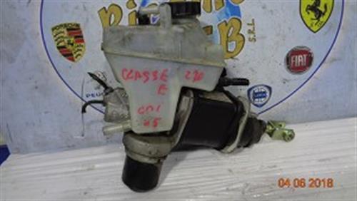 MERCEDES MECCANICA  MERCEDES CLASSE E 270 05  POMPA FRENI  0204024105