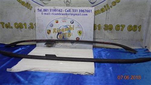 MERCEDES ACCESSORI  MERCEDES CLASSE C 220 CDI BARRE LONGITUDINALI DX -SX